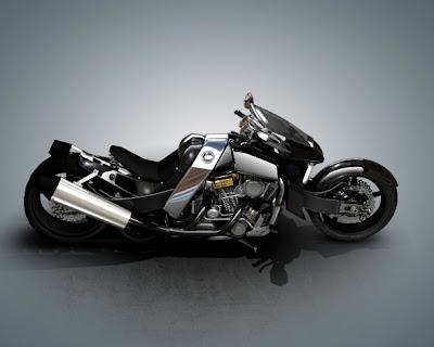Yamaha V-Max Concept