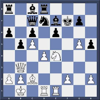 Échecs & Tactique : les Blancs jouent et matent en 4 coups - Niveau Moyen