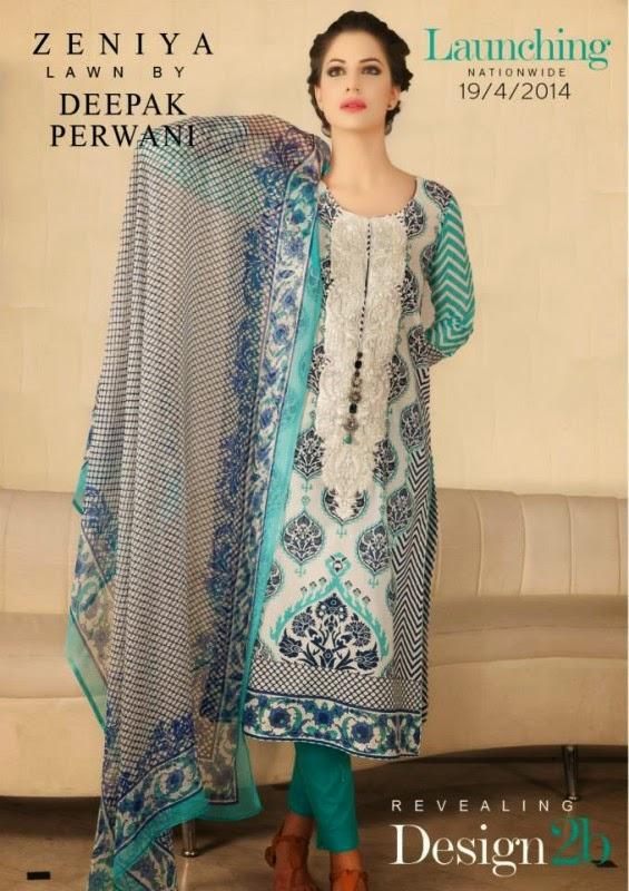Deepak Perwani 2014 dresses
