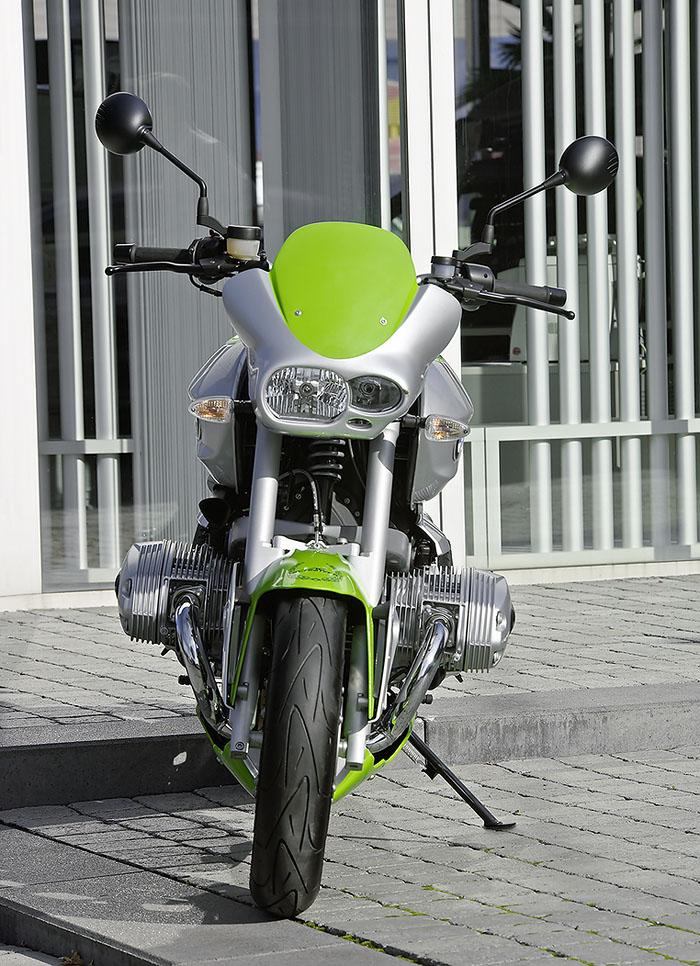 Racing Caf U00e8  Bmw R 1200 R  U0026quot Roadstar U0026quot  By Ac Schnitzer