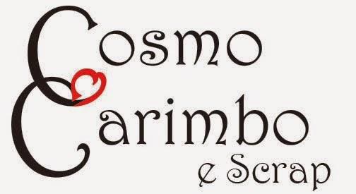 Cosmo Carimbo e Scrap
