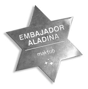 Embajadores Aladina