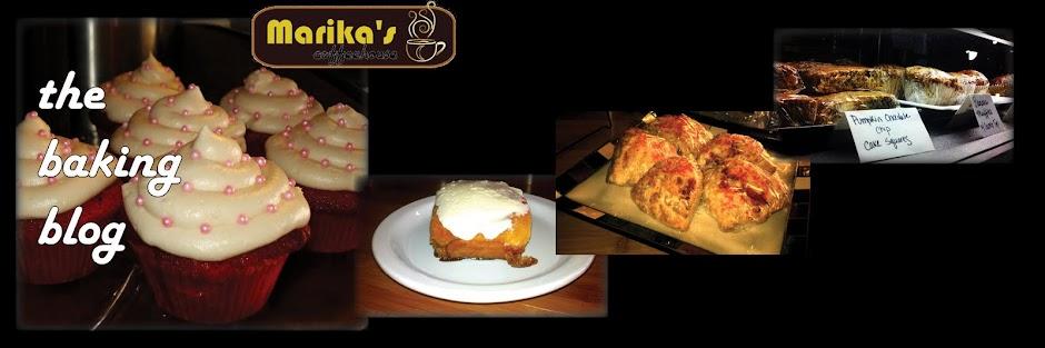 marika's baking blog