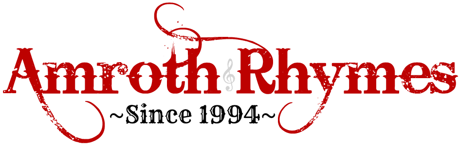 Amroth Rhymes
