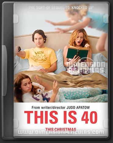 This Is 40 (BRRip HD Español Latino) (2012)