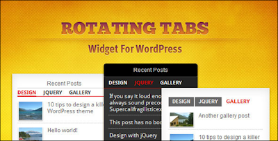 Tabs WidgetFor_WordPress_Plugin