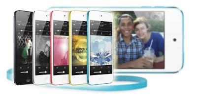 New iPod Touch - Spesifikasi dan Harga