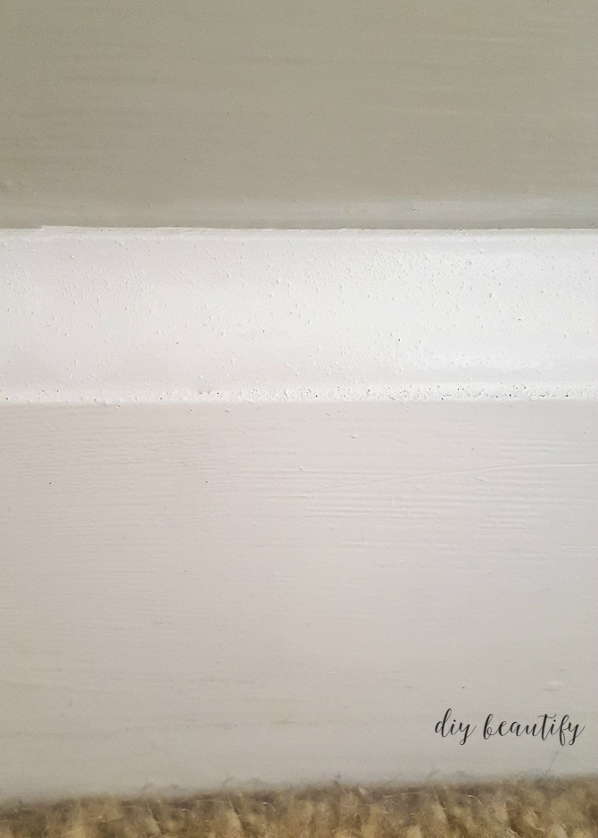 how to get clean baseboards in seconds