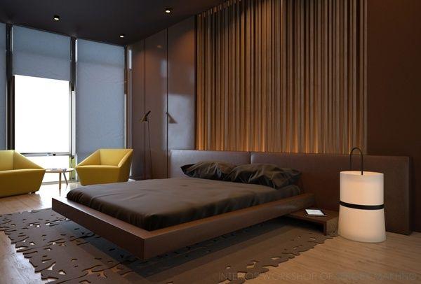Fotos de dormitorios en chocolate dormitorios con estilo - Colores paredes dormitorio ...
