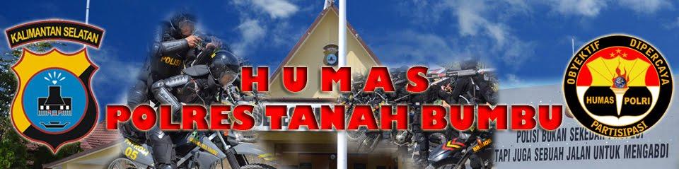 HUMAS POLRES TANAH BUMBU