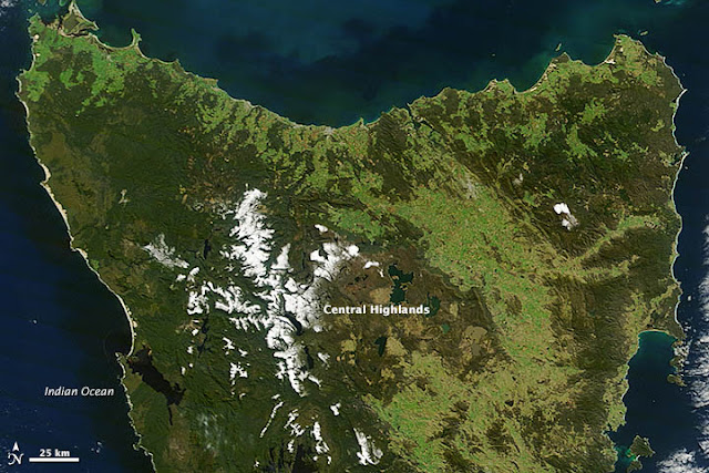 CLIMATE CHANGE TASMANIA