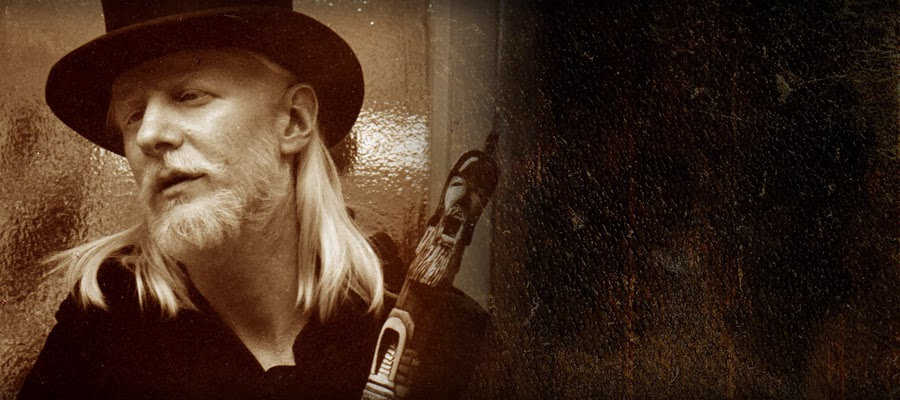 JAZZ CHILL : TRUE TO THE BLUES: THE JOHNNY WINTER STORY