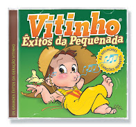 CD Êxitos da Pequenada