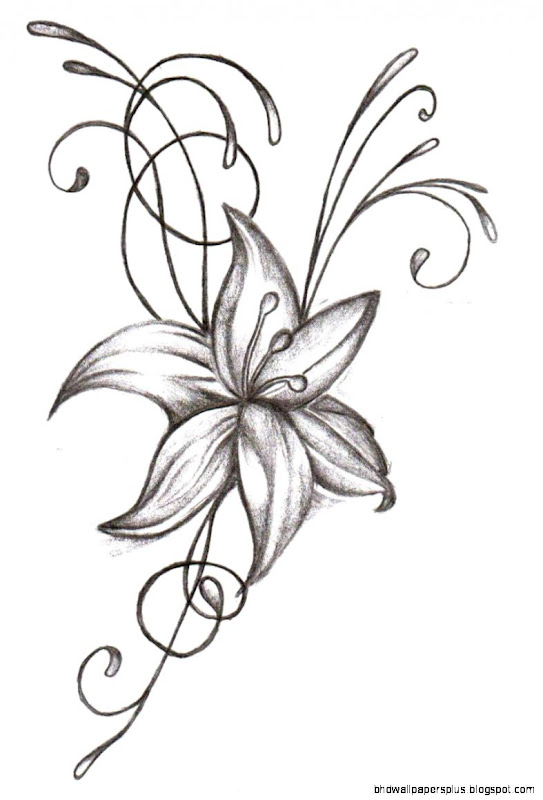 Flower Tattoo Designs – Symbolize The Inner Meaning  Mastato