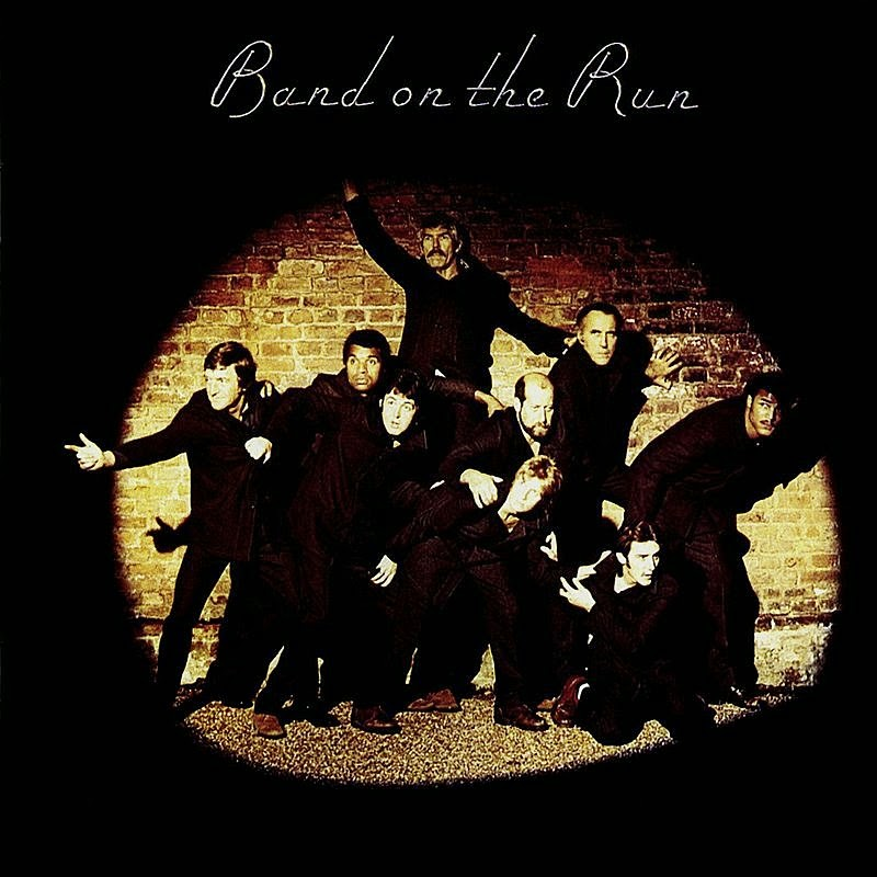Band on the Run (song) by Paul McCartney and Wings from the album Band on the Run