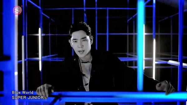 Super Junior Blue World Kangin