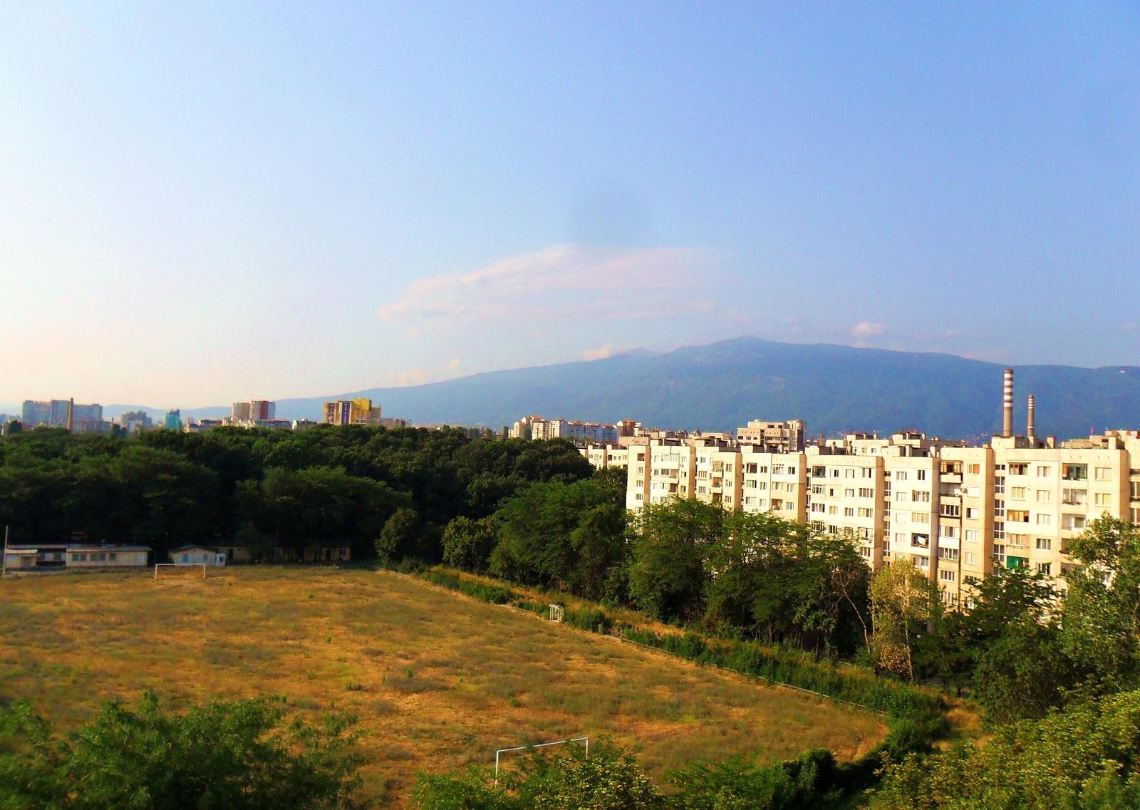 in bulgaria why am i in bulgaria