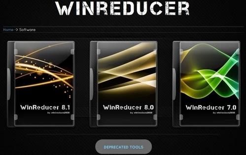 WinReducer Wim Converter