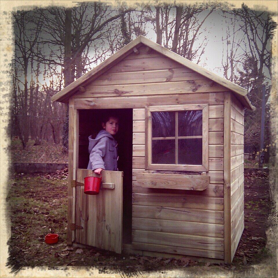 Le blog de lali instant t n 24 la cabane au fond du jardin - La cabane au fond du jardin ...