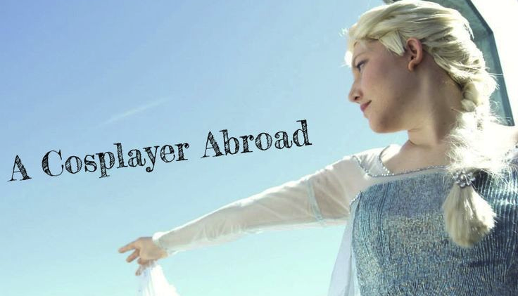 A Cosplayer Abroad