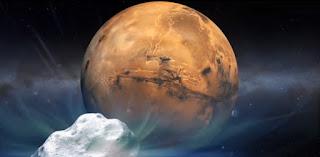 10 Fakta Mengejutkan Tentang Mars