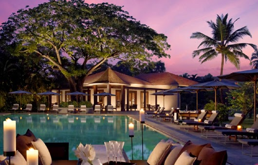 The Leela Kempinski Goa Best 5 Star Hotels in Goa Beach