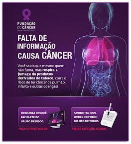 CONHEÇA A FUNDAÇÃO DO CANCER