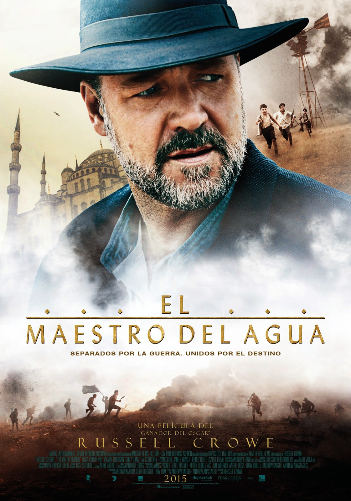 El Maestro Del Agua (2014)