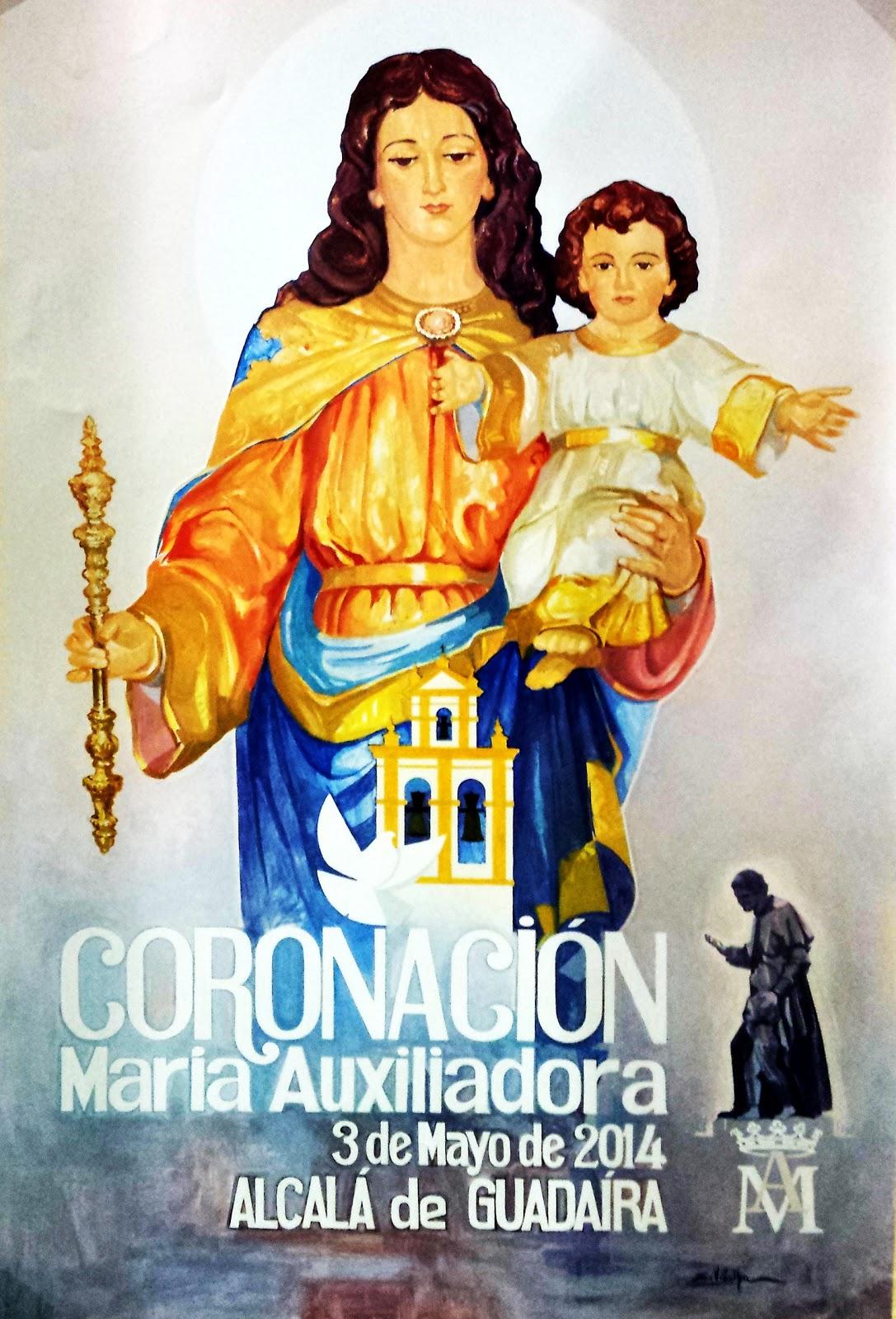 Coronación Canónica de la imagen de María Auxiliadora