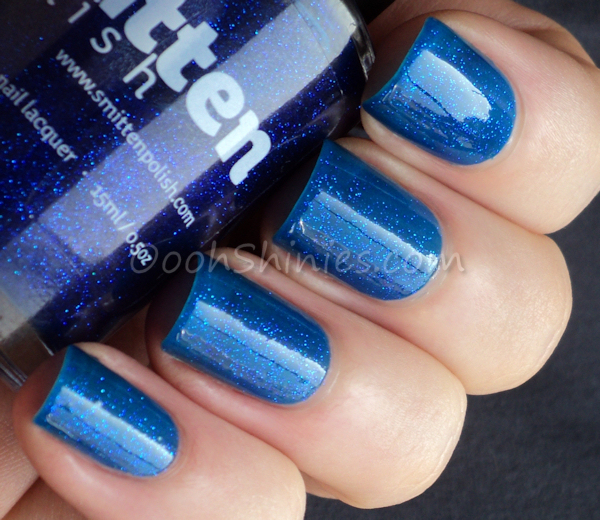 Smitten Polish Radiantly Royal