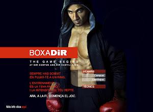 Prueba el boxeo en los centros DIR