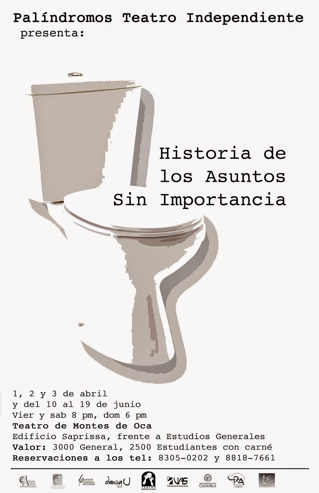 Historia de los Asuntos Sin Importancia