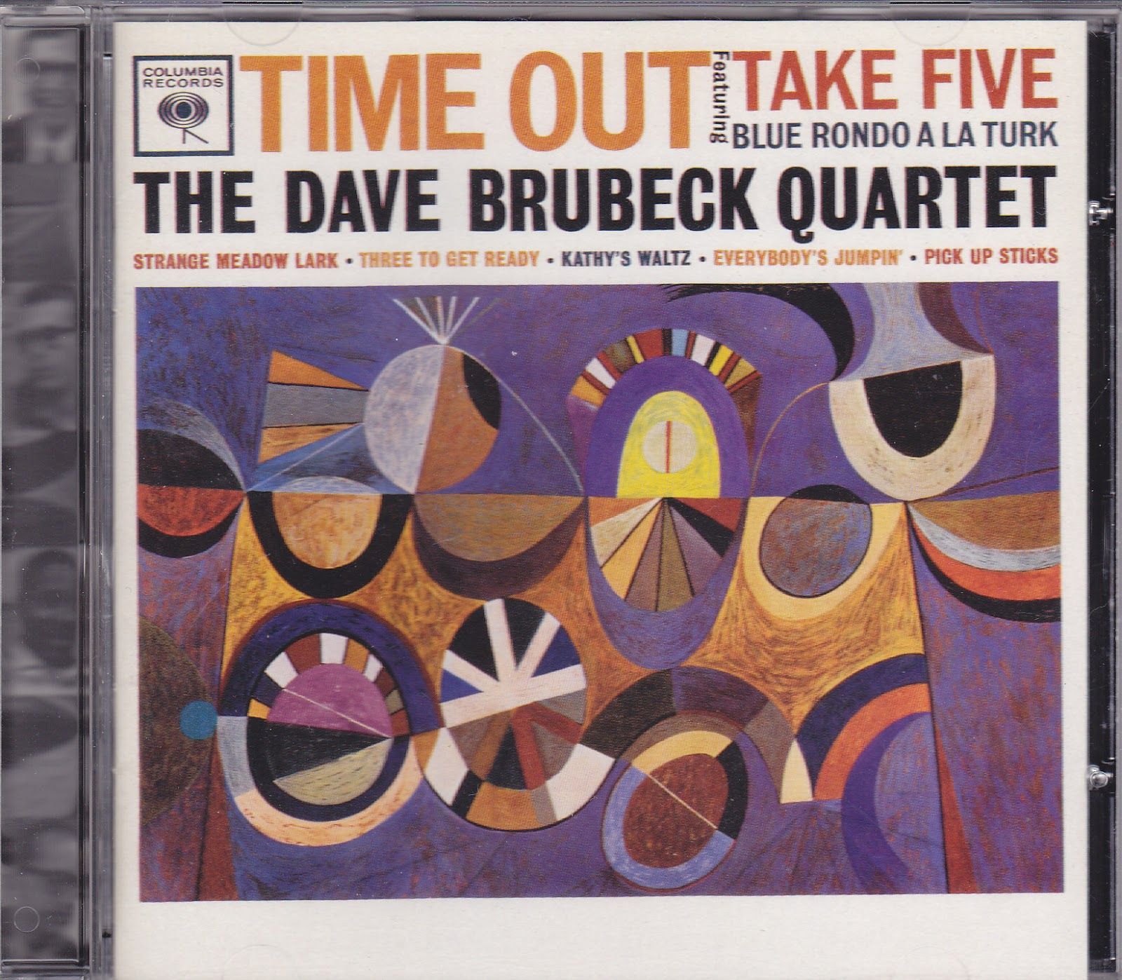 The Dave Brubeck Quartet Jazz Impressions Of Japan