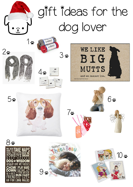 While I'm Waiting...Gift Ideas for the Animal Lover - gift ideas for the dog lover