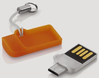 Pendrive OTG Dual USB da Multilaser