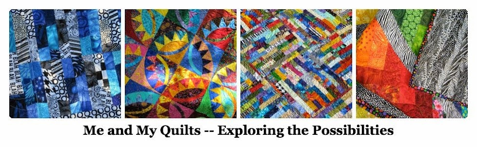 Me and My Quilts - Exploring the Possibilities