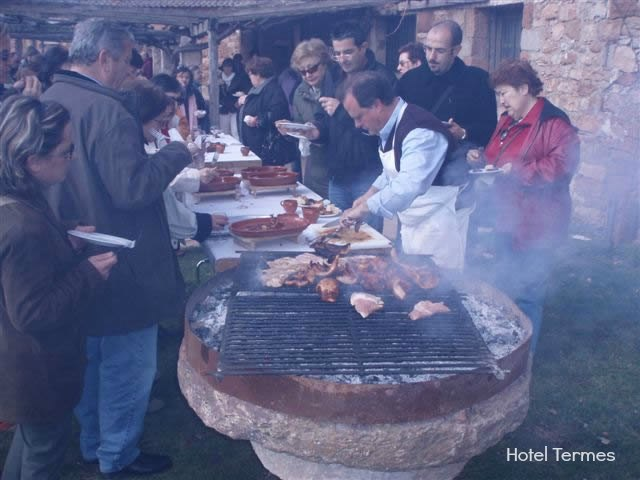 Almuerzo - Hotel Termes