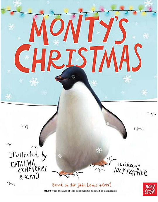The John Lewis Christmas advert is here… and so are the penguins! | john lewis christmas advert | christmas advert | monty the penguin | penguin | monty and mabel | alex and alexa | mini rodini | penguin print | zara | ELC | schleich toys | penguin clothes | months the penguin Christmas | john lewis adverts | Christmas 2014 | marks and spencer | antarctic penguins | monty | christmas ads | mamasVIB | gift ideas | penguins | WWF | john lennon song | real love by tom odell | tradition