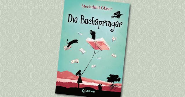 Die Buchspringer Loewe Cover