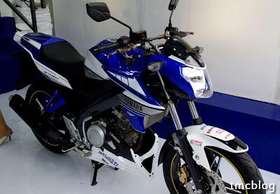 Foto Yamaha All New Vixion
