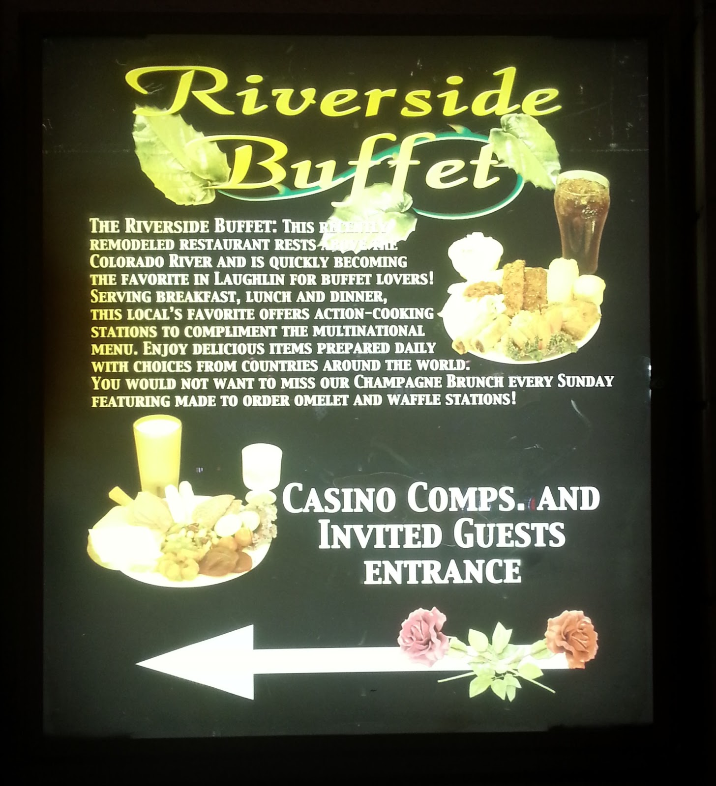 Riverside casino mother's day brunch