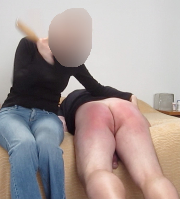 Vid! spank a lot blogspot Blonde