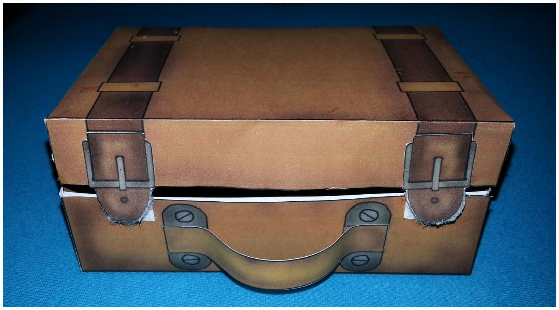 krabbelwiese: Ich packe in meinen Koffer...
