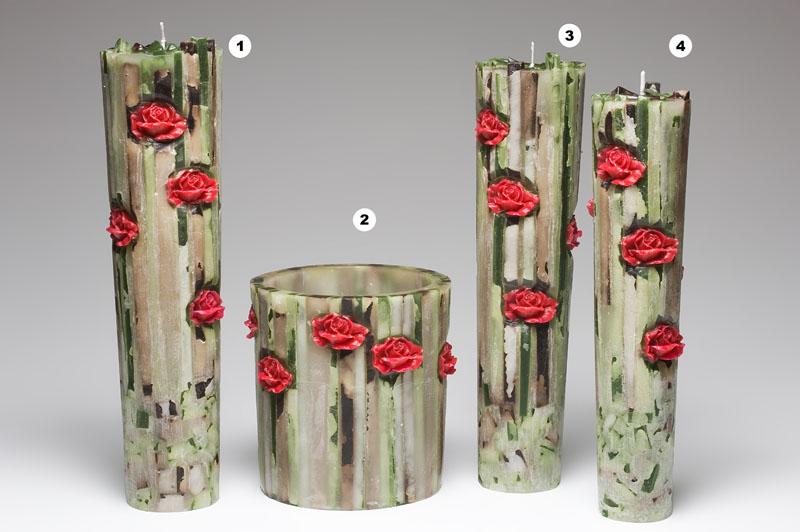 Velas decorativas crie o aconchego do seu ambiente - Velas decorativas ...