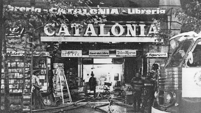 Barcelof lia llibreria catal nia casa del libro ronda sant pere 3 1931 2013 - Casa del libro barcelona passeig de gracia ...