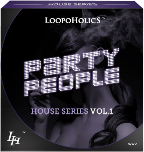 Loopoholics - Party People Vol 1 House Series [WAV] screenshot