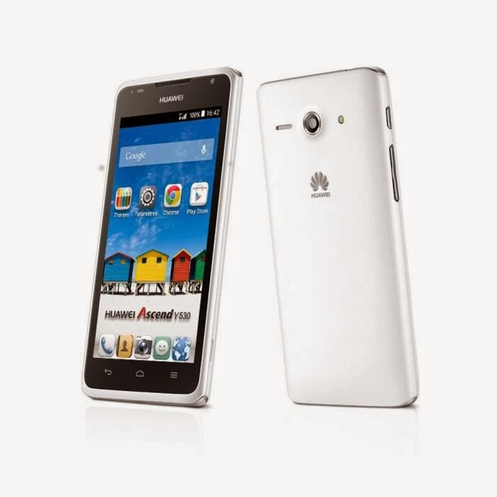 ascend huawei y530 blanc smartphone 4 5 pouces comparatif smartphones. Black Bedroom Furniture Sets. Home Design Ideas