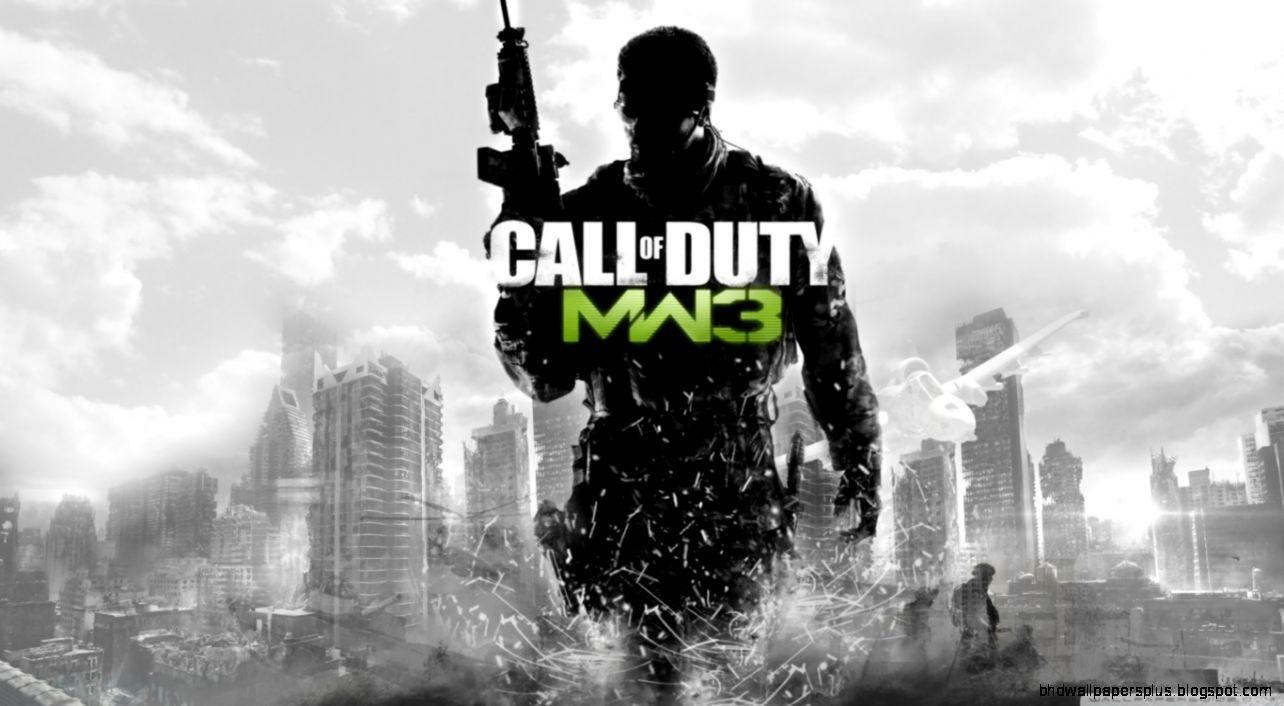 Call of Duty Modern Warfare 3 HD desktop wallpaper  Widescreen