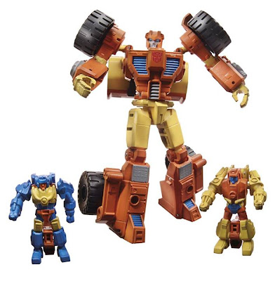 Hasbro Transformers Generations Scoop Figure