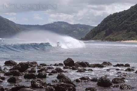 Pantai Mawi Lombok 2